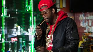 2 Chainz Smokes a Gold-Covered Joint | Most Expensivest Shit | GQ