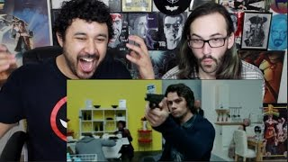 AMERICAN ASSASSIN TEASER TRAILER #1 REACTION & REVIEW!!!