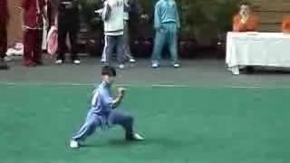 Forma Taolu Oficial de Wushu Chan Chuan