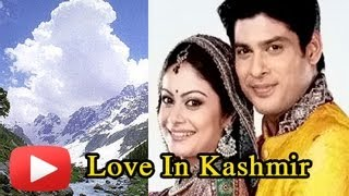 Balika Vadhu's Anandi And Shiv's Honeymoon In Kashmir!