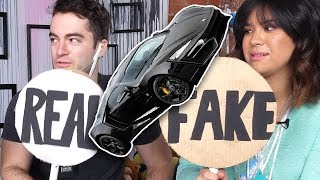 Are These Cars REAL OR FAKE?