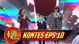Download Indahnya Lantunan Niken,Affan & Rina Nose [Anoman Obong] - Kontes KDI Eps 10 (17/8)