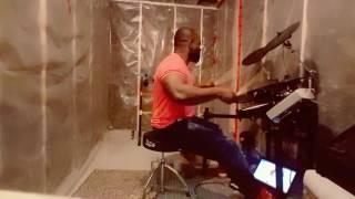 J Balvin Ay vamos drum cover