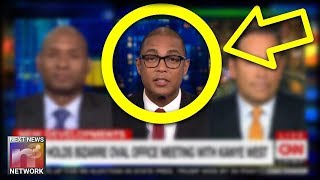 Watch Don Lemon Get TRIGGERED When Panelist Implies That He Is 'Part Of The Resistance'