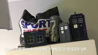 Doctor Who theme and pictures video final edit 1
