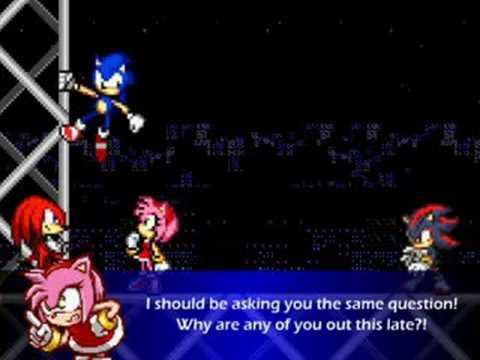 Sonic Reversal Episode I
