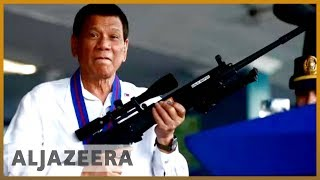 🇵🇭 Philippines' Duterte vows to continue 'chilling' war on drugs | Al Jazeera English