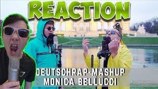 Monica Bellucci - 15 Deutsch-Rap-Songs Mashup (BAUSA, RIN, UFO361, LUCIANO, ...) - Reaction