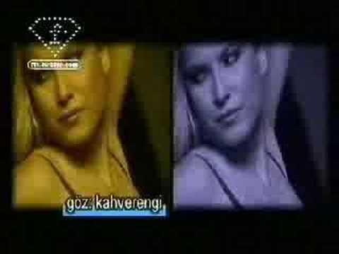 Sexy Sebnem Donmez Fashion TV