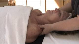 Chest and Neck Massage