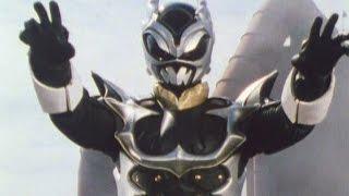 Power Rangers in Space - Silver Psycho Ranger (Zhane)