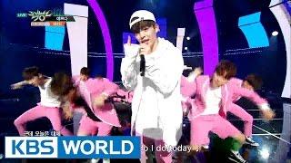 SEVENTEEN - Pretty U | 세븐틴 - 예쁘다 [Music Bank HOT Stage / 2016.05.13]