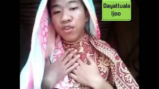 Sudah Ku Tahu Cover (My Musically)