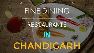 Fine Dining Restaurants In Chandigarh   Luxury Dining In Chandigarh   Top Quality