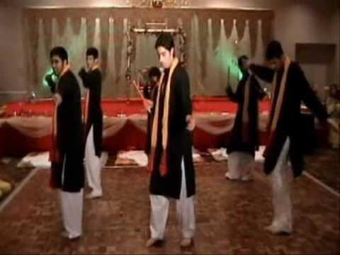 Irm s Mehndi Dance