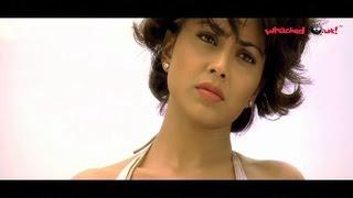 Mallanna Movie Scenes | Shriya Romancing Vikram Pool Side | Devi Sri Prasad