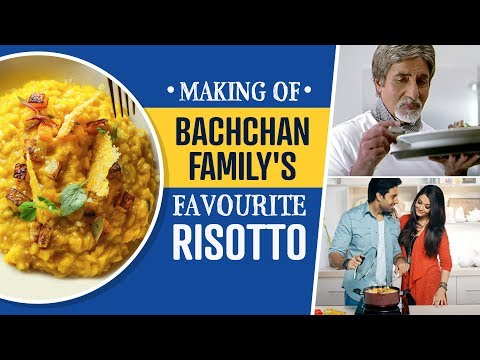 Xxx Mp4 The Making Of Bachchan Family S Favorite Risotto Lifestyle Food Health Tips Pinkvilla 3gp Sex