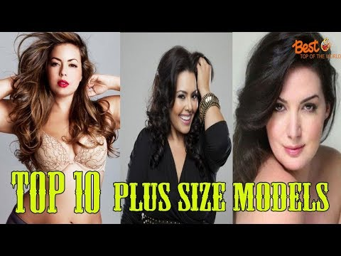 Xxx Mp4 Top 10 Plus Size Models In The World 3gp Sex