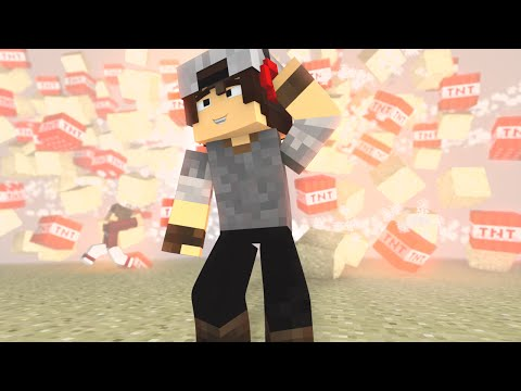 RAP DO HG?! - MINECRAFT!