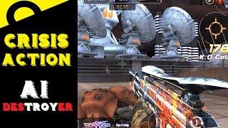 Tập Kích : Destroyer Vượt AI Khó - Quá Dễ Dàng Với Destroyer || TuấnHC