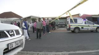 Cape flats teen killed in gang violence