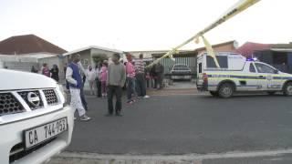 Cape flats teen killed in gang violence