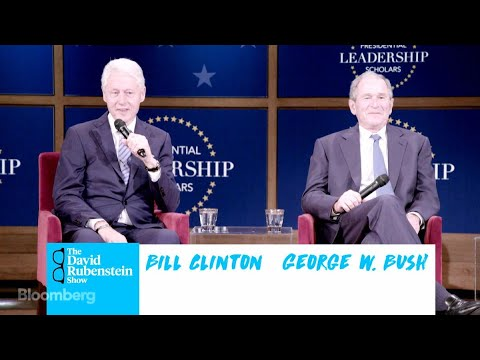 Xxx Mp4 The David Rubenstein Show Clinton And Bush 3gp Sex