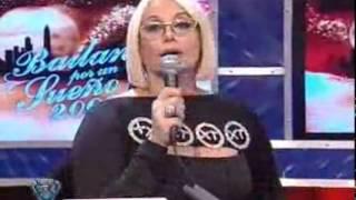 Showmatch 2008 - Pancho Dotto discute con Marcelo