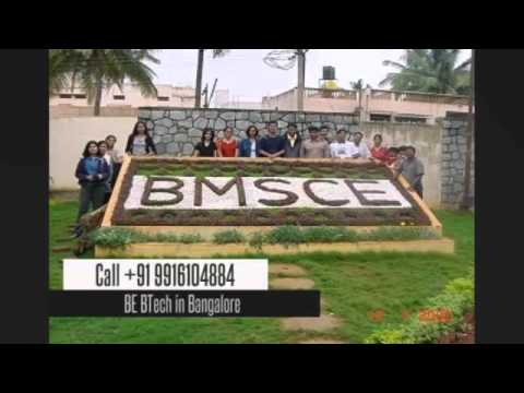 Engineering Admission in Bangalore