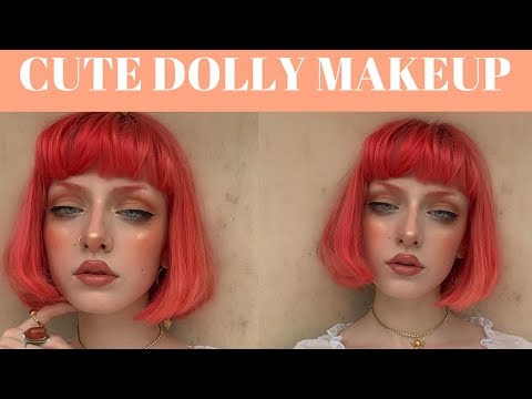 Cute Dolly Makeup  ♡