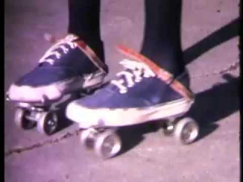 Brand New Key pair of roller skates
