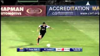 Matheus Miranda DCM #8  - FC Tucson -  U S  Open Cup 2015
