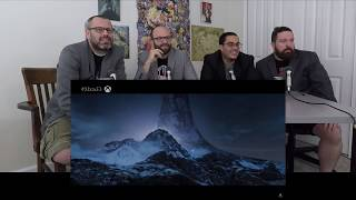 Reaction: Halo Infinite (E3 2018 Microsoft Press Conference)