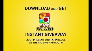 Download the TFC Live App and Win Prizes