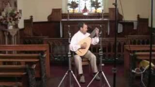 Nigel North Plays Lute Music by Robert Johnson