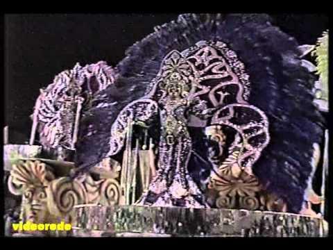 Rede Manchete carnaval 1992 Tom Jobim