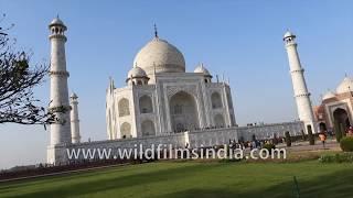 The Taj Mahal in Agra | An ode to eternal romance