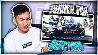 REACTING TO TANNER FOX'S NEW SONG (HE ROASTED ME)