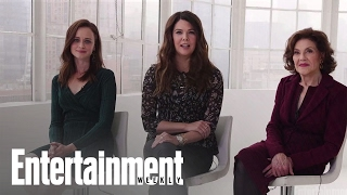 Gilmore Girls: Alexis Bledel, Lauren Graham & More On New Show | Cover Shoot | Entertainment Weekly