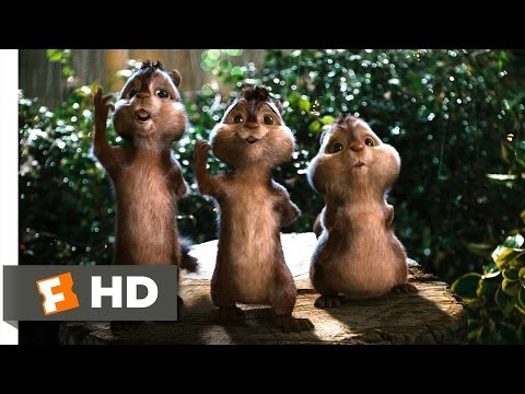 Alvin and the Chipmunks (2007) - Funky Town Scene (25) | Movieclips
