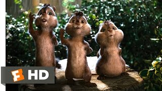 Alvin and the Chipmunks (2/5) Movie CLIP - Funky Town (2007) HD
