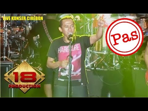 Pas Band - Jengah (Live Konser Cirebon 17 Oktober 2015)