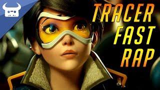 TRACER FAST RAP   Dan Bull & Elsie Lovelock (Overwatch Song)