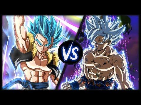 Xxx Mp4 Mastered Ultra Instinct Goku Vs Gogeta Blue Who Is Stronger 3gp Sex