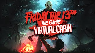 FRIDAY THE 13TH: VIRTUAL CABIN | Preview | Gronkh