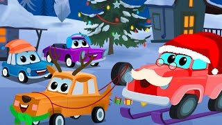 Here comes mister santa | zeek and friends | christmas special video for kids
