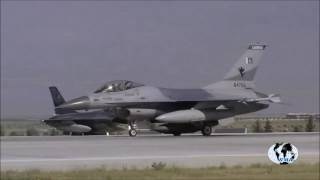 How Pakistani F-16 can fly...Pakistan Air Force