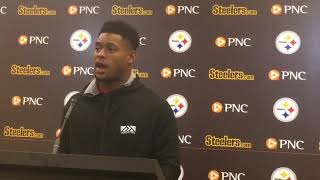 JuJu Smith-Schuster reflects on early rookie year fears