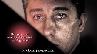 Lightroom   donnez un aspect dramatique à vos portraits - S03E07