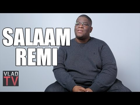 Salaam Remi on Making His First Millions Producing Fugees & Ini Kamoze